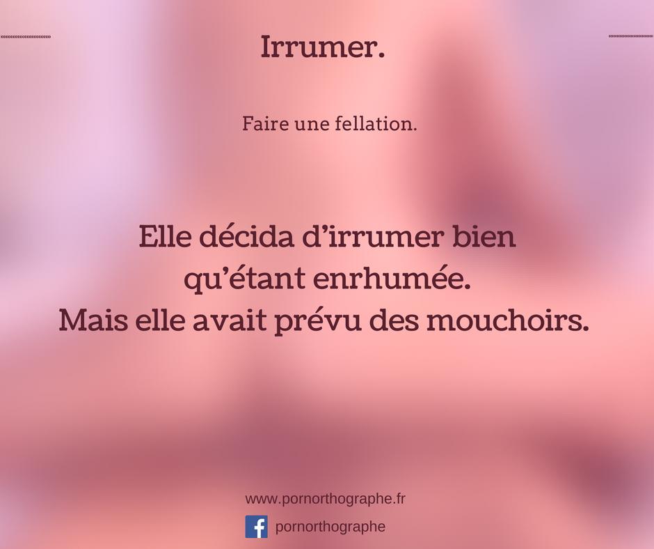 irrumer