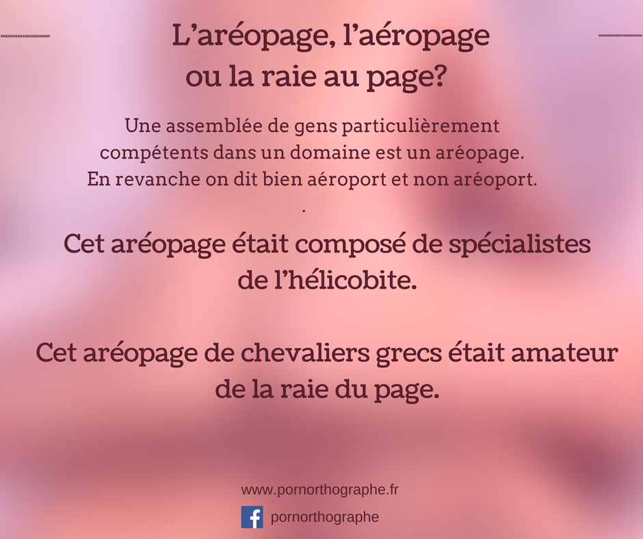 areopage