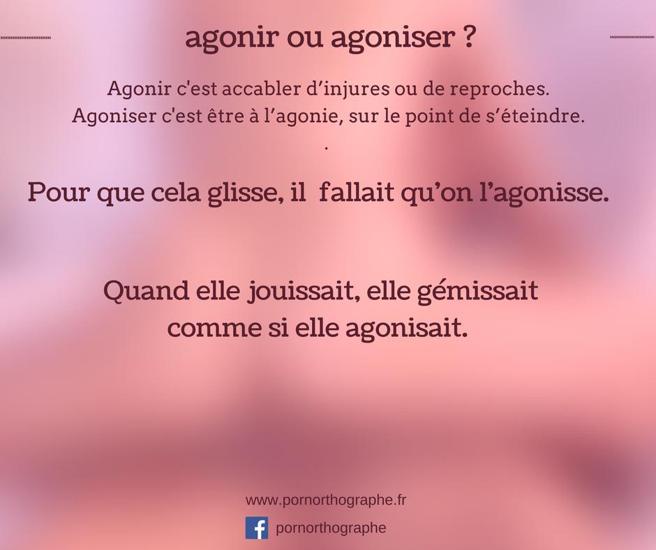 agonir