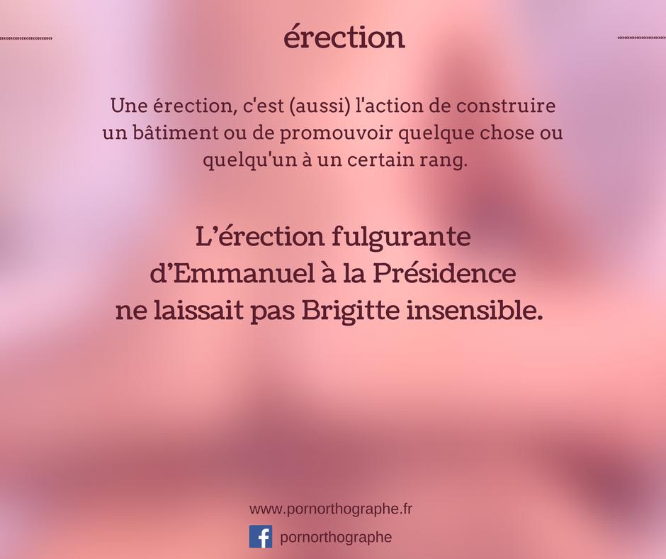 erection