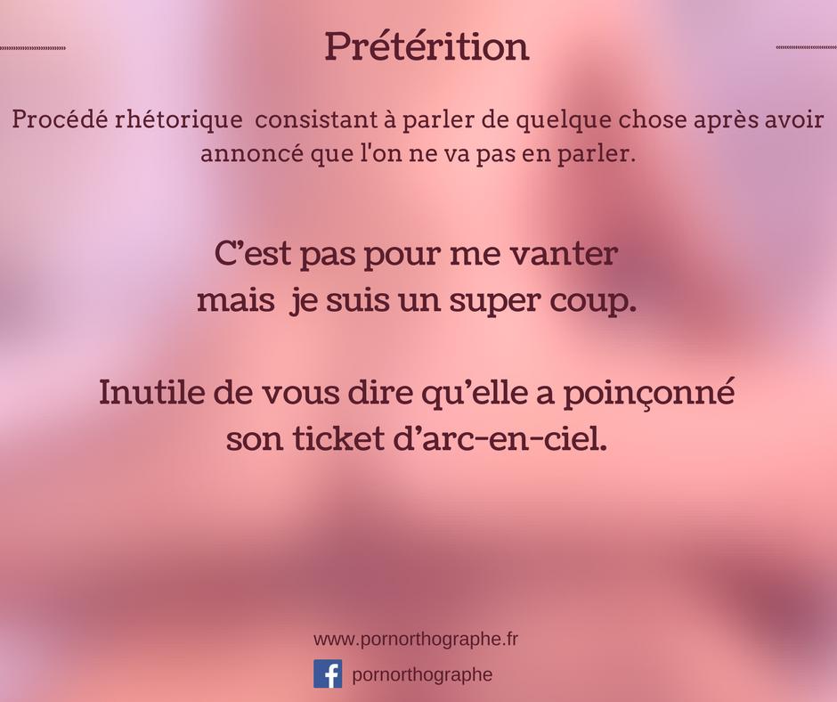 prterition