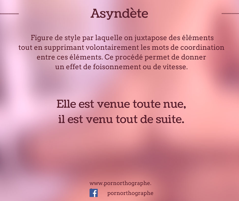 asyndete
