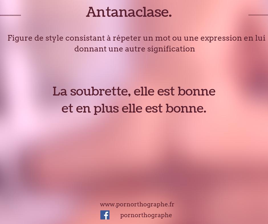 antanaclase
