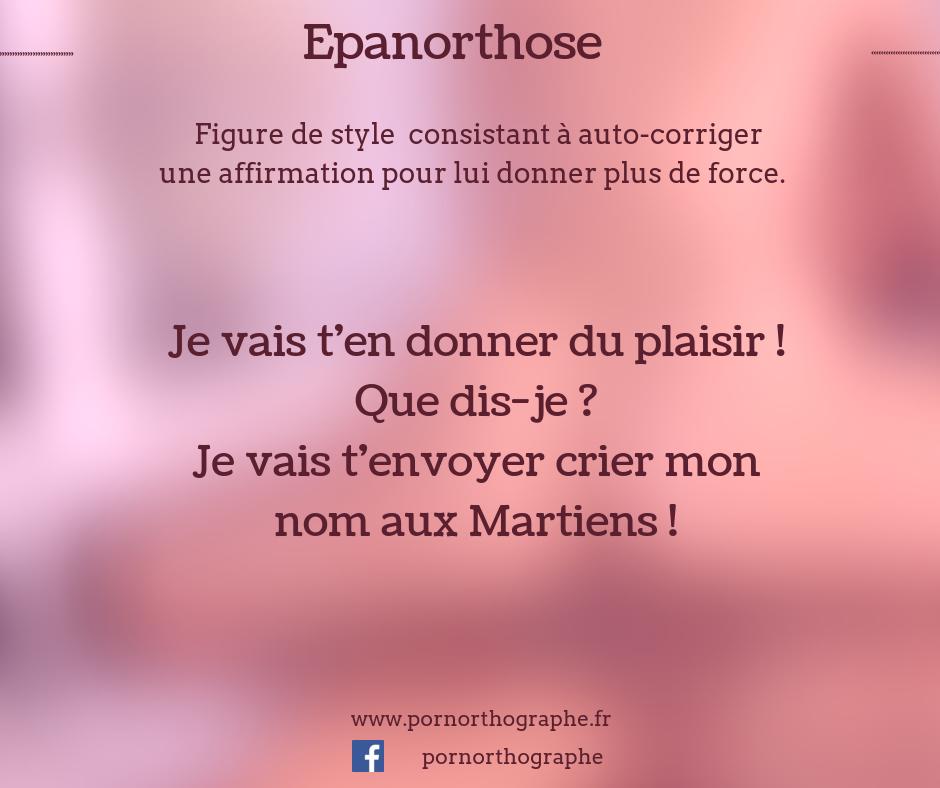 epanorthose.