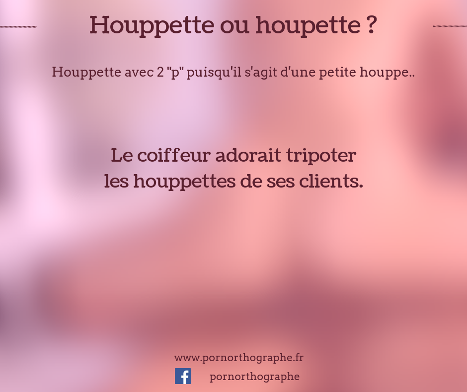 houppette